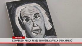 Bagheria. Le opere di Alech Rebel in mostra a Villa San Cataldo