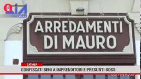 Catania. Confiscati beni a imprenditori e presunti boss