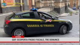 Catania. Gdf, scoperta frode fiscale, tre denunce