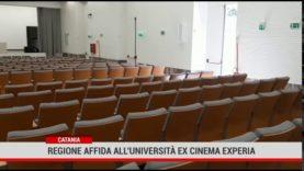 Catania. La Regione affida all'Università l'ex cinema Experia