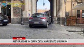 Catania. Ristoratore in difficoltà, arrestato usuraio
