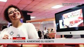 Catania. Università: aumentano gli iscritti