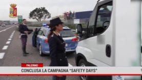 """conclusa la campagna congiunta sulla sicurezza stradale,  Roadpol """"Safety Days"""""""