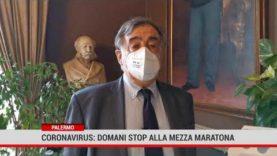 Coronavirus. Sospesa la mezza maratona di domani a Palermo