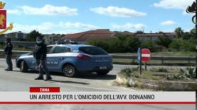 Enna. Un arresto per l'omicidio dell'avvocato Bonanno
