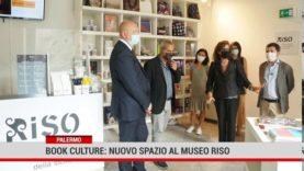 Inaugurato a Palermo Book Culture di RISO al museo d'arte contemporanea