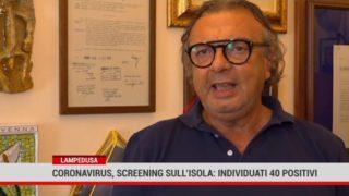 Lampedusa. Coronavirus. Screening sull'isola: individuati 40 positivi
