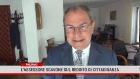L'assessore Scavone interviene sul reddito di cittadinanza