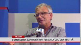 L'emergenza sanitaria non ha fermato le manifestazioni culturali e artistiche a Palermo
