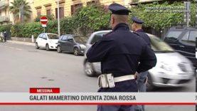Messina.Galati Mamertino diventa zona rossa