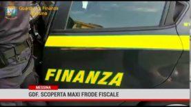 Messina. Gdf. Scoperta maxi frode fiscale