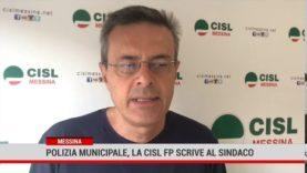 Messina. Polizia Municipale, la Cisl Fp scrive al sindaco