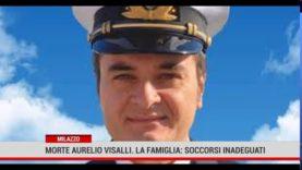 """Milazzo. Morte Aurelio Visalli. La famiglia: """" Soccorsi inadeguati"""""""