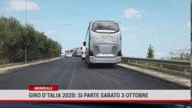 Monreale. Giro d'Italia 2020: si parte sabato 3 ottobre