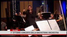 Palermo. 1 ottobre concerto di beneficenza della Bachstring Orchestra