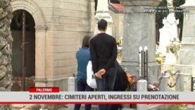 Palermo. 2 novembre: cimiteri aperti, ingressi su prenotazione