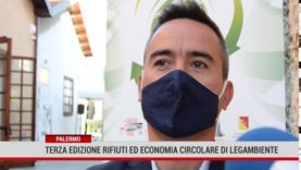 Palermo.  3° Ecoforum Regionale sui Rifiuti e sull'Economia Circolare di Legambiente