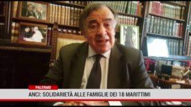 Palermo. Anci, solidarietà alle famiglie dei 18 marittimi