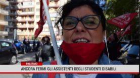 Palermo. Ancora fermi gli assistenti degli studenti disabili