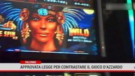 Palermo. Approvata la legge per contrastare il gioco d'azzardo