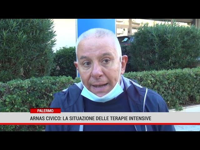 Palermo. Arnas Civico, la situazione delle terapie intensive