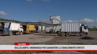 Palermo. Bellolampo. Ordinanza per garantire il corretto smaltimento dei rifiuti