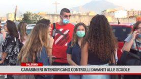 Palermo. Carabinieri intensificano controlli davanti alle scuole
