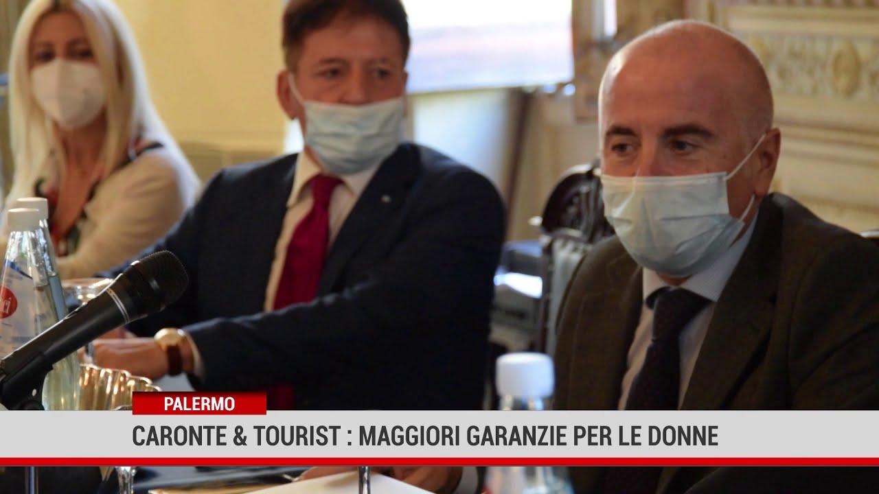 Palermo. Caronte& Tourist: maggiori garanzie per le donne
