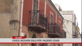 Palermo. Civico: ricoveri solo per i pazienti covid
