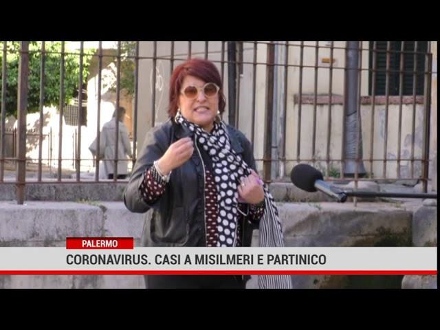Palermo. Coronavirus: casi a Misilmeri e Partinico