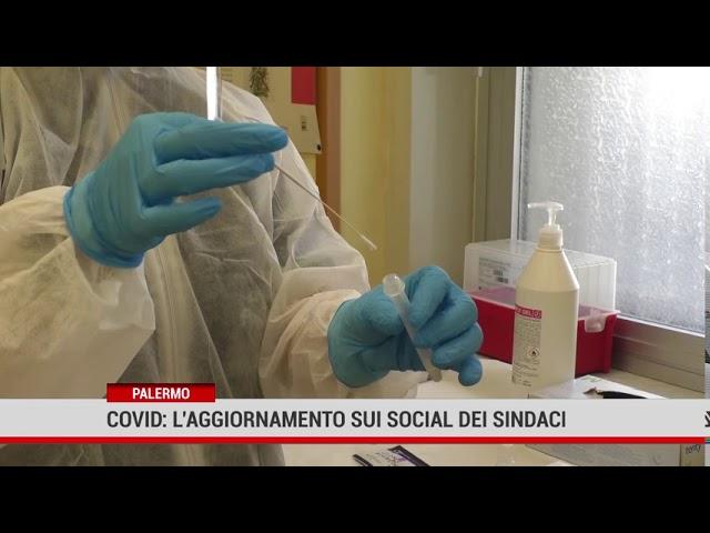 Palermo. Covid 19: l'aggiornamento sui social dei sindaci