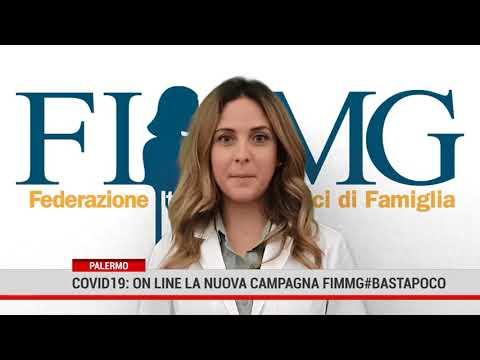 Palermo. Covid-19: on line la nuova campagna Fimmg #bastapoco