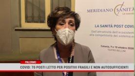 Palermo. Covid: 70 posti letto per pazienti positivi fragili e non autosufficienti