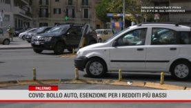 Palermo. Covid: bollo auto, esenzione per i redditi più bassi