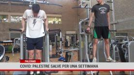 Palermo. Covid: palestre salve per una settimana