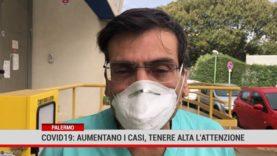 Palermo. Covid19: aumentano i casi, tenere alta l'attenzione