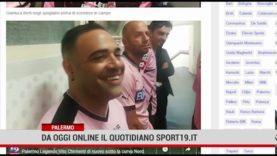 Palermo. Da oggi online il quotidiano Sport19.it