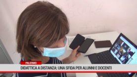 Palermo. Didattica a distanza: una sfida per alunni e docenti