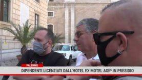 Palermo.Dipendenti licenziati dall' ex hotel Motel Agip in presidio