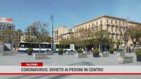 Palermo. Divieto ai pedoni in centro