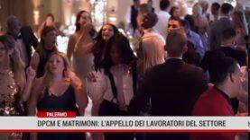 Palermo. Dpcm e matrimoni: l'appello dei lavoratori del settore