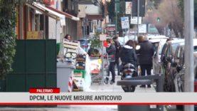 Palermo. Dpcm, le nuove misure anti covid