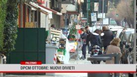 Palermo. Dpcm Ottobre: nuovi divieti