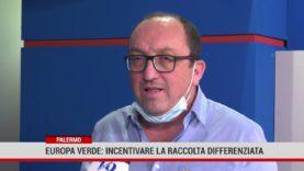 """Palermo. Europa Verde: """" incentivare la raccolta differenziata"""""""