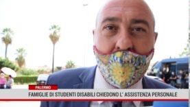 Palermo. Famiglie di studenti disabili chiedono l'assistenza personale