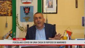 Palermo.Focolaio Covid in una casa di riposo di Marineo