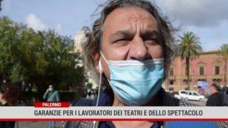 Palermo. Garanzie per i lavoratori dei teatri e dello spettacolo