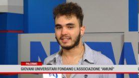 """Palermo. Giovani universitari fondano l'associazione """" AmUnì"""""""