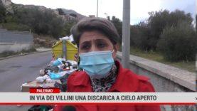 Palermo. I residenti di via dei Villini segnalano una discarica a cielo aperto