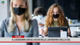 Palermo. Il lockdown con gli occhi delle lavoratrici della Cisl